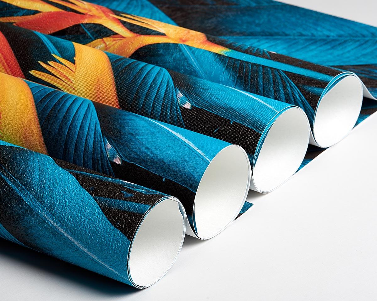 winyl na flizelinie, idealna do biura - materiał fototapety